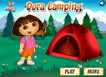 Dora la Camping