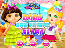 Dora si Alana