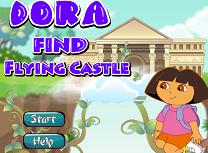 Dora si Castelul Zburator