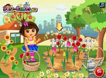 Dora si Florile