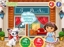Dora si Fynsy Decoratii