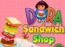 Dora si Magazinul de Sandwichuri