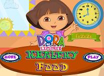 Dora si Mancarea Sanatoasa