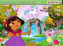 Dora si Numerele Ascunse