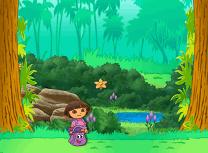Dora si Obiectele Zburatoare