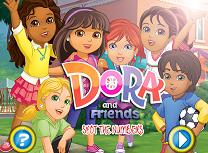 Dora si Prietenii Ei Numere Ascunse