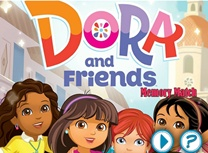 Dora si Prietenii de Memorie