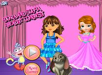 Dora si Sofia Concurs de Moda