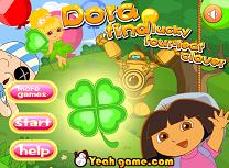 Dora si Trifoiul cu Patru Foi