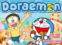 Doraemon Lumea Dulciurilor