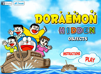 Doraemon Obiecte Ascunse