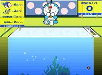 Doraemon la Pescuit