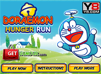 Doraemon si Mancarea