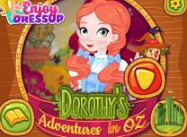 Dorothy Aventuri in OZ