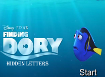 Dory Litere Ascunse