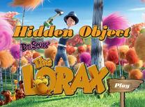 Dr Seuss The Lorax Obiecte Ascunse
