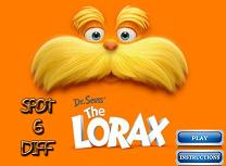 Dr. Seuss The Lorax 6 Diferente
