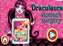 Draculaura Operatie la Stomac