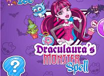 Draculaura Potiune Magica