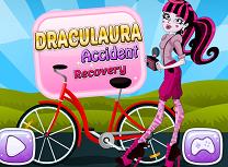 Draculaura Recuperare Dupa Aciident
