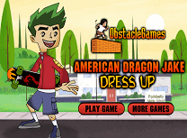 Dragonul American de Imbracat
