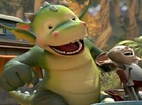 Dragonul Digby Diferente