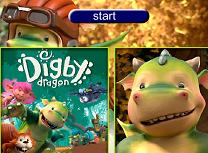 Dragonul Digby de Memorie