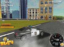 Drift cu Masina de Politie