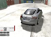 Drifturi cu Audi TT