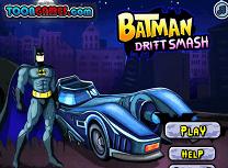 Drifturi cu Batman