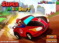 Drifturi cu Super Mario