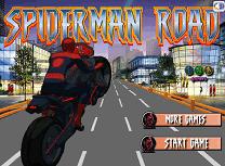 Drumul lui Spiderman