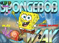 Drumul lui Spongebob