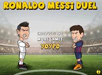 Duel Messi Vs Ronaldo