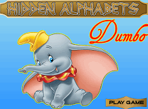 Dumbo Litere Ascunse
