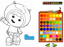 Echipa Umizoomi De Colorat