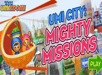 Echipa Umizoomi in Misiune