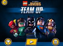 Echipa de Super Eroi Lego