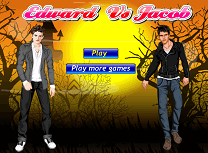 Edward Vs Jacob