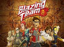 Ehipa Blazing de Facut Puzzle
