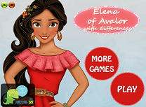Elena din Avalor Diferente