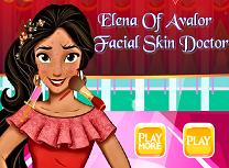 Elena din Avalor Tratament de Piele