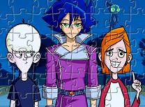 Elevi Interdimensionali Zero Puzzle