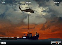 Elicoptere pe Mare