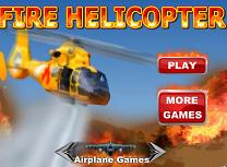 Elicopterul Pentru Incendii