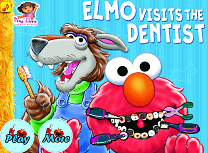 Elmo la Dentist