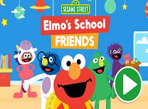 Elmo la Scoala