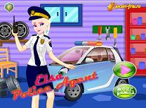 Elsa Agent de Politie