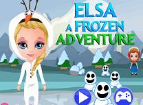Elsa Aventura Inghetata