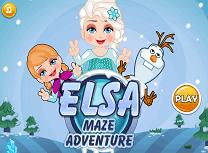 Elsa Aventura in Labirint